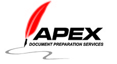 Welcome To Apex Legal Document Preparation Services Homepage - Legal document preparation services