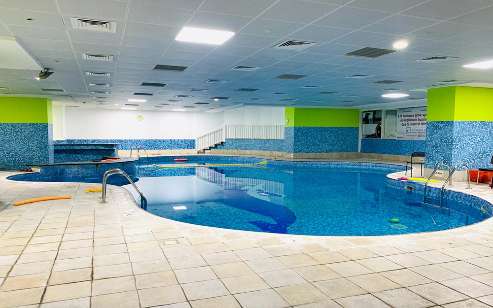 European Sport Club - Sharaj - Swimming Pool